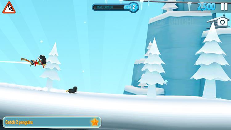 ski-safari-2-4 30 Melhores Jogos Multiplayer OFFLINE no Android (Bluetooth e Wi-Fi Local)