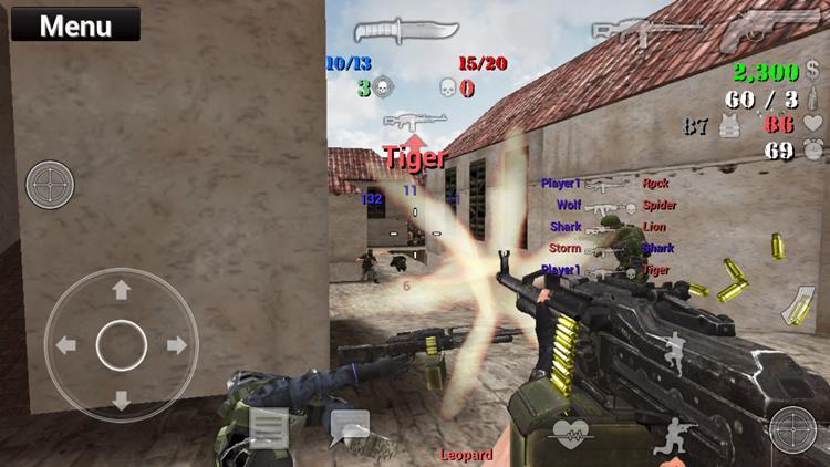 special-forces-group-2 30 Melhores Jogos Multiplayer OFFLINE no Android (Bluetooth e Wi-Fi Local)