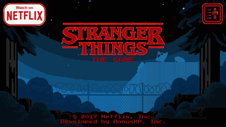 stranged-things-1 Review: Stranger Things The Game é tão bom quanto a série (Android e iOS)