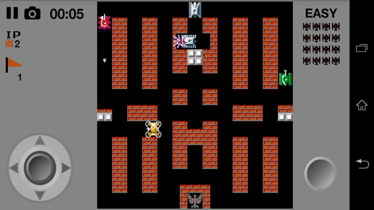 tank-1990 30 Melhores Jogos Multiplayer OFFLINE no Android (Bluetooth e Wi-Fi Local)