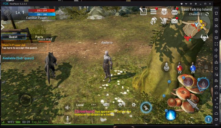 tutorial-lingeage2-revolution-apk-4 Veja como jogar Lineage2 Revolution do Android no PC