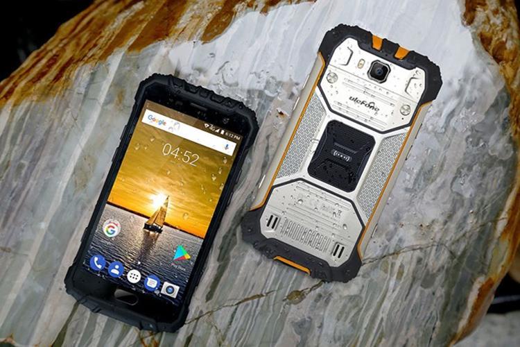 ulefone-armor-2 Os 5 Smartphones mais Resistentes de 2017 (prova d'água, choque, queda)