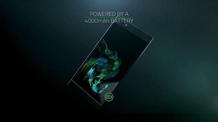 bateria-razer-phone-android 3 Coisas que Poderiam ser Melhores no Razer Phone