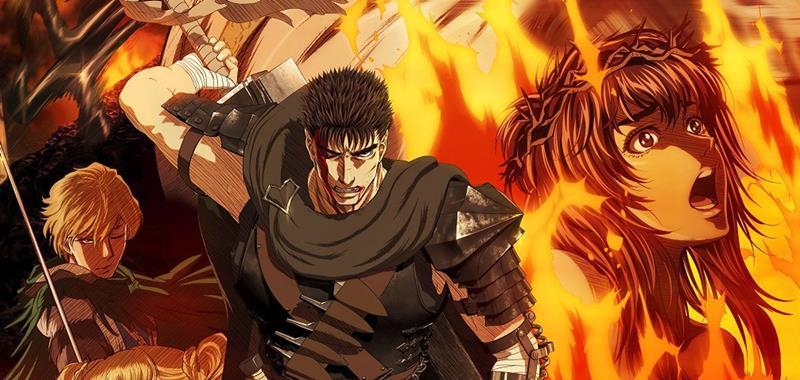 berserk-hit-nexon-game Jogo HIT irá ganhar personagens do anime Berserk