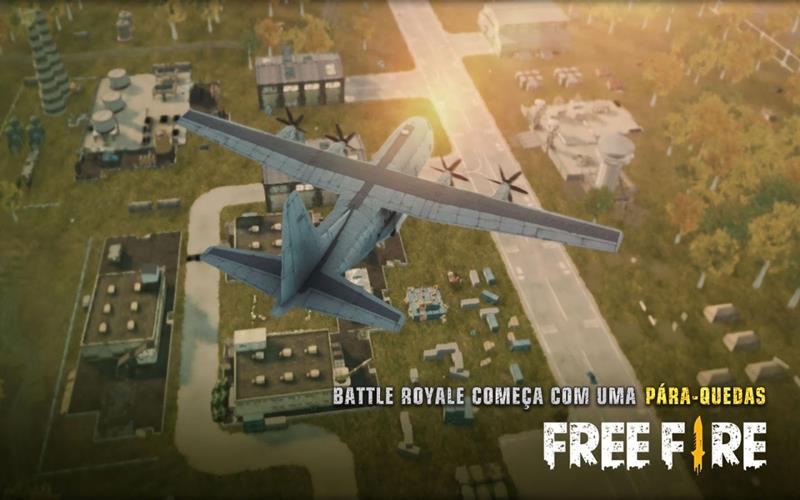 Free Fire: Battlegrounds é lançado na Google Play Brasil e em português