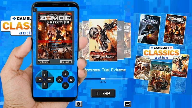 gameloft-classics-action 25 Best Offline Games for Android 2021