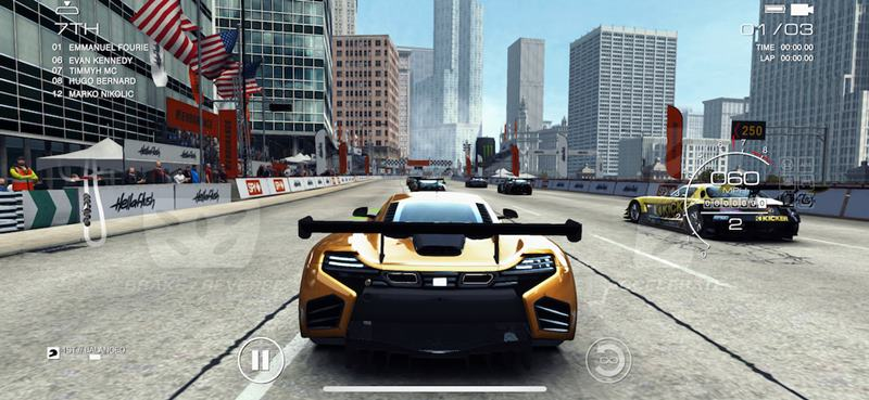 grid-autosport-iphone-ipad GRID Autosport: novo teste beta Multiplayer no Android