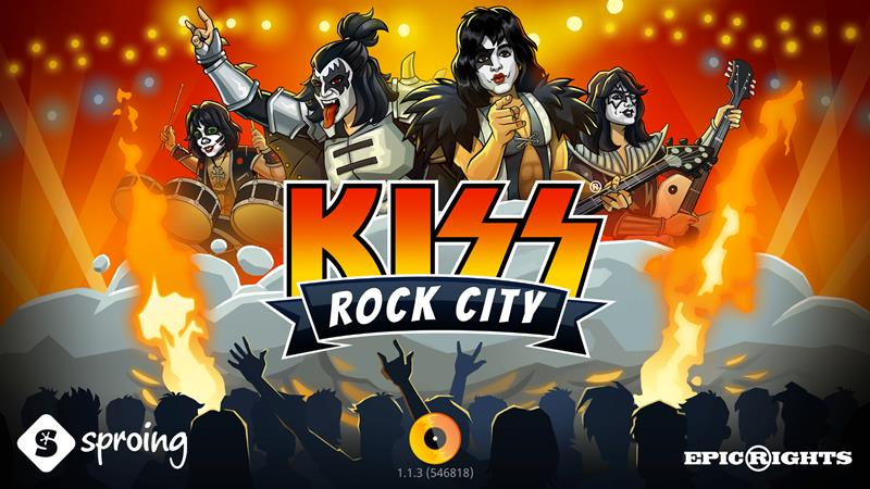 kiss-rock-city-1 KISS Rock City: toque com a banda neste jogo casual e OFFLINE