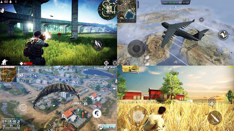 melhores-jogos-android-no-estilo-battlegrounds 10 Jogos para Android parecidos com Battlegrounds (PUBG)