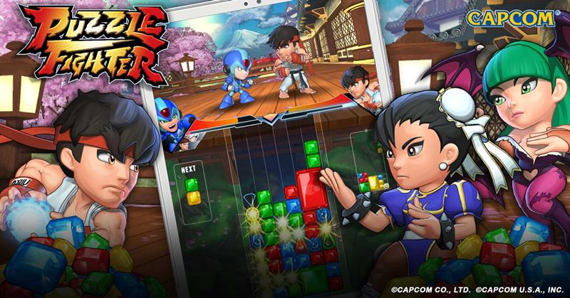 puzzle-fighter-promo 25 Melhores Jogos Grátis para iPhone e iPad de 2017 - Parte 2