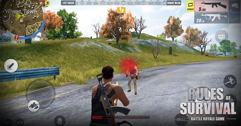rules-of-survival-battlegrounds-android-iphone Rules of Survival (Ex Terminator 2) chega no Android e iOS