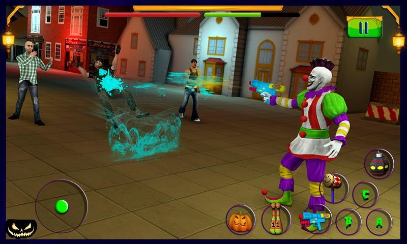 scary-clown-android Melhores Jogos para Android da Semana #44 de 2017