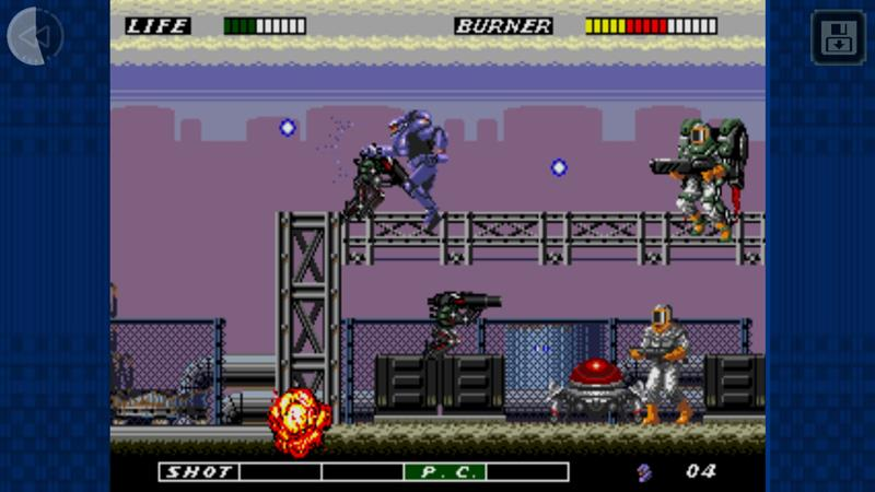 sega-forever-eswat-screenshot-01-1510071547_ev6c-1 ESWAT: City Under Siege, jogo do Mega Drive, chega de graça ao Android e iOS