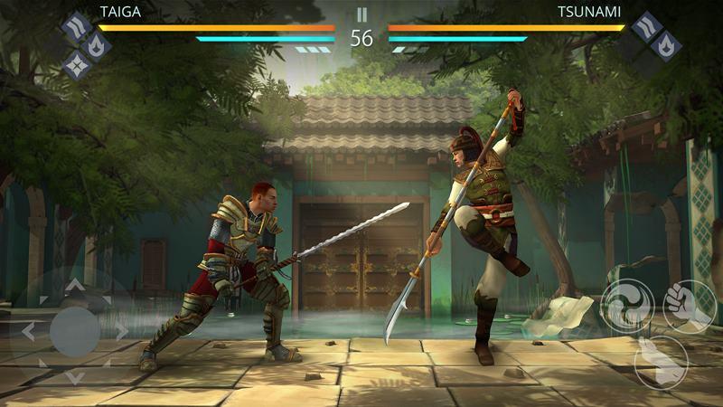 shadow-fight-3-lancamento-google-play 50 Jogos para Android compatíveis com Controle e Gamepad Bluetooth