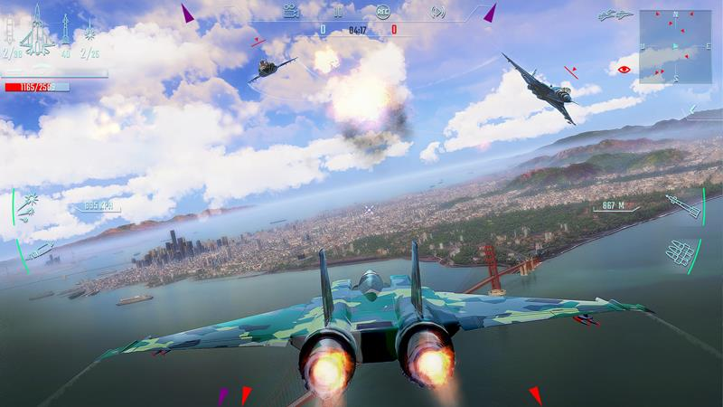 sky-gamblers-infinite-jets-3 Atypical Games lança Sky Gamblers: Infinite Jets no iPhone e iPad