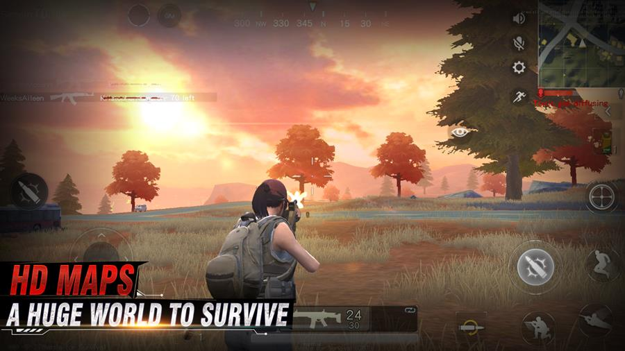 survival-royale-netease-android-apk NetEase lança Survivor Royale para Android no Brasil
