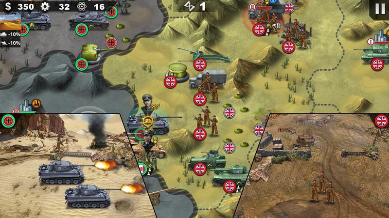 world-conqueror-4-android Os 25 Melhores Jogos de Guerra para Android e iPhone