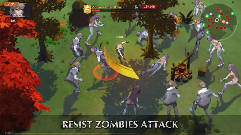 zgirls-2-android-apk Zgirls II é um Last Day on Earth com garotas de anime! Baixe o APK!