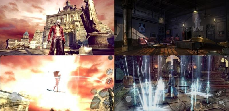 Devil-May-Cry-Pinnacle-of-Combat-Android-ios-1 Devil May Cry: Pinnacle of Combat será lançado para Android e iOS em 2018