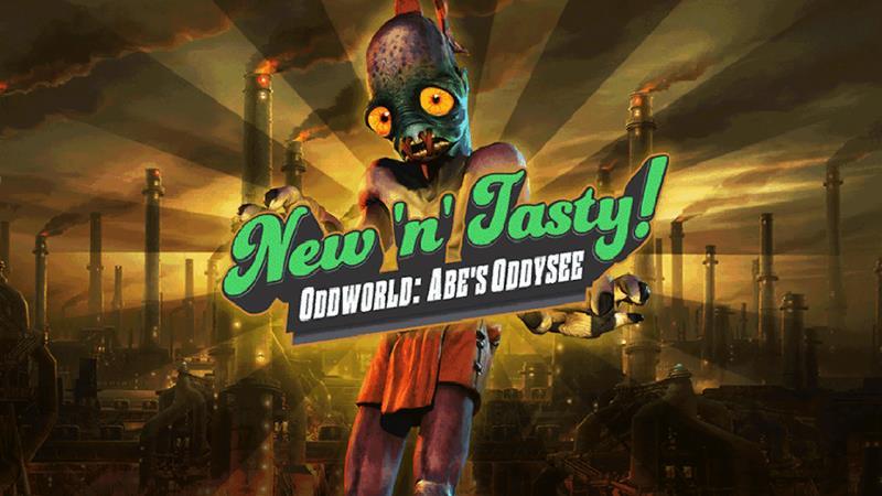 Oddworld-New-n-Tasty-1 Oddworld: New 'n' Tasty é lançado para Android e iOS