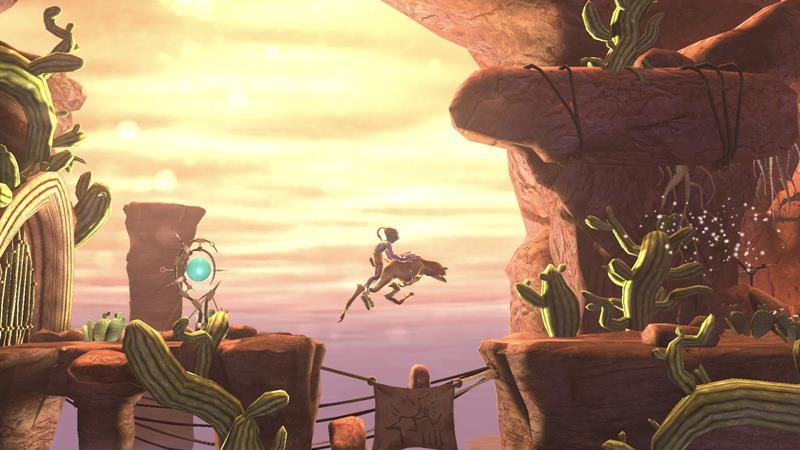Oddworld-New-n-Tasty-2 Oddworld: New 'n' Tasty é lançado para Android e iOS