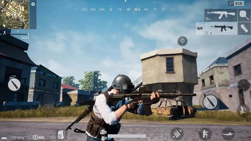 Playerunknowns-Battlegrounds-Mobile-android-iphone-3 Playerunknown's Battlegrounds Mobile: celulares compatíveis, gameplay e mais