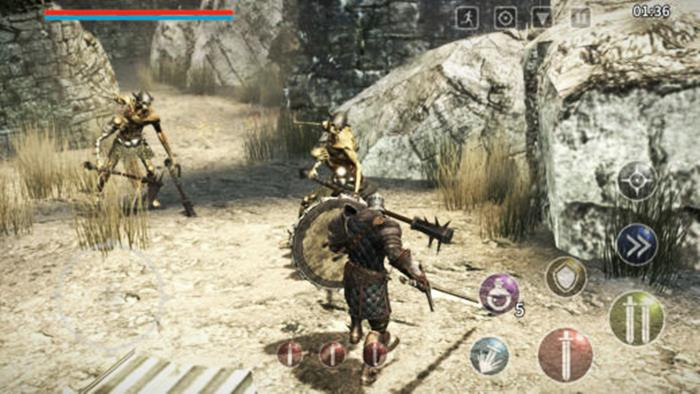 "animus-stand-alone-android-iphone Animus: O ""Dark Souls Mobile"" retorna a Google Play"