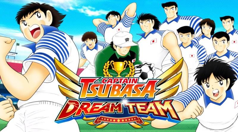 "captain-tsubasa-dream-team Captain Tsubasa Dream Team: jogo dos anime ""Super Campeões"" chega ao Android e iOS"