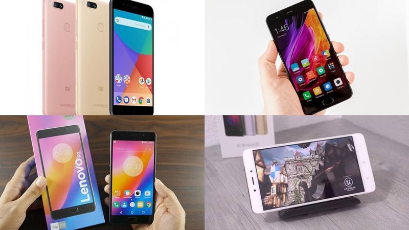 celulares-chineses-para-comeco-2018 Melhores Celulares Chineses para comprar no começo de 2018