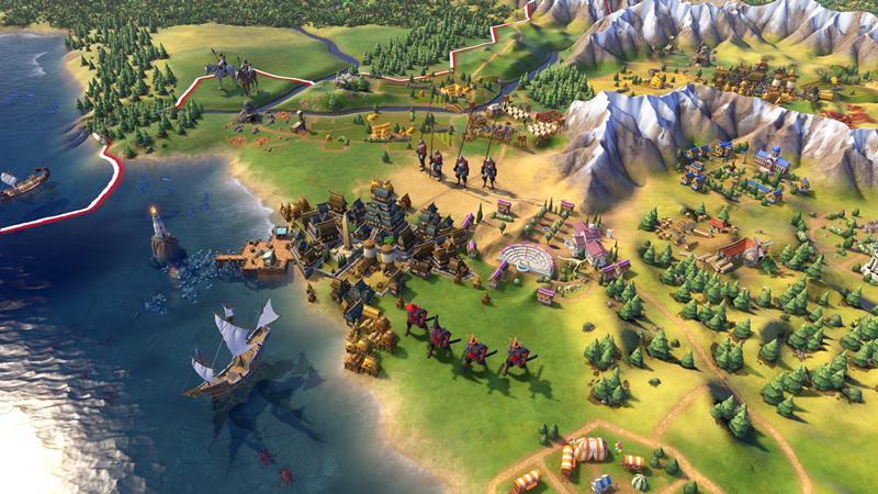 civilization-vi-ipad Civilization VI chega grátis para testar no iPad