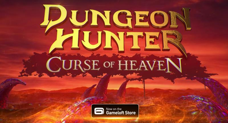 dungeon-hunter-6-curse-of-heaven Dungeon Hunter 6: Curse of Heaven é pago e OFFLINE (Android)