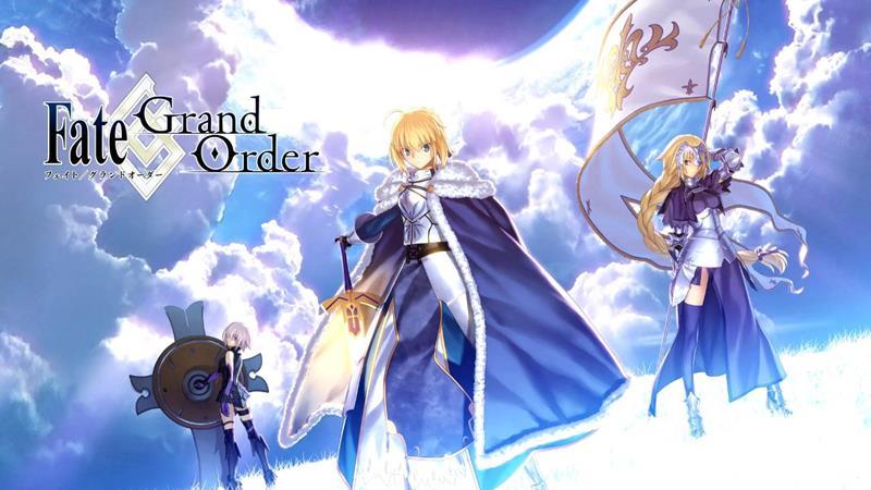 fate-grande-order-android-apk APK de Fate Grand Order em inglês é atualizado e volta a funcionar