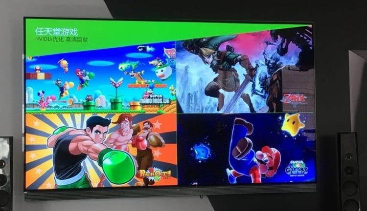 jogos-nintendo-android-tv Jogos Nintendo Wii do Shield TV serão portados e não emulados