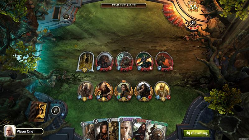 lords-of-the-rings-android-iphone-jogo-cartas-1 The Lords of the Rings Living Card Game será lançado para Android e iOS