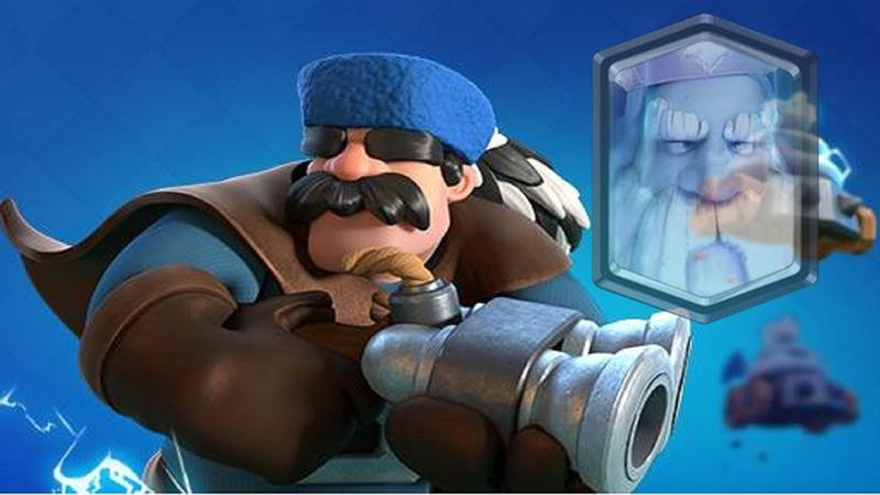 novas-cartas-clash-royale-cacador-rei-fantasma-real Fantasma Real e Caçador são as novas cartas de Clash Royale