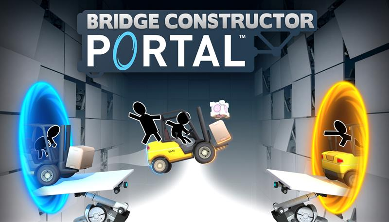 portal-bridge-constructor-android-iphone Bridge Constructor Portal vai ganhar uma DLC chamada Portal Proficiency
