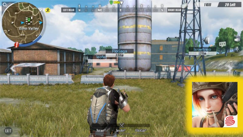 rules-of-survival-android-iphone Rules of Survival ganha versão para PC com Windows