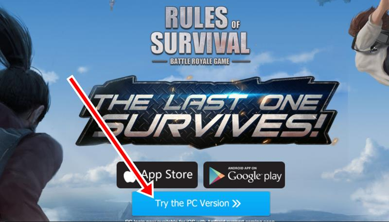 rules-of-survival-pc-version-android-iphone Rules of Survival ganha versão para PC com Windows