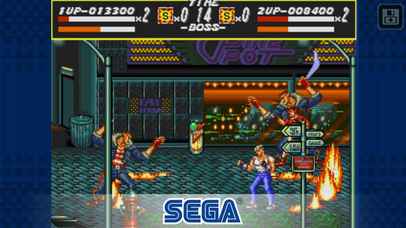 street-of-rage-android-iphone Streets of Rage fica de graça e ganha multiplayer local (Android e iOS)