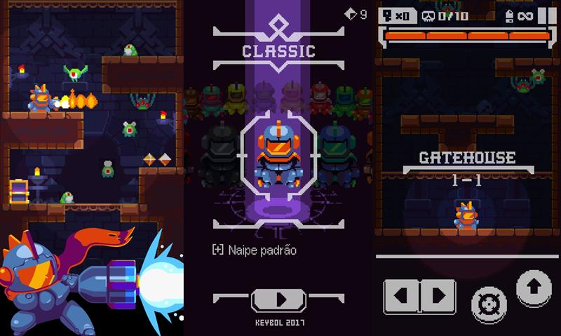 tower-fortress-android-ios-2 Tower Fortress: Run and Gun que acontece de Baixo para Cima