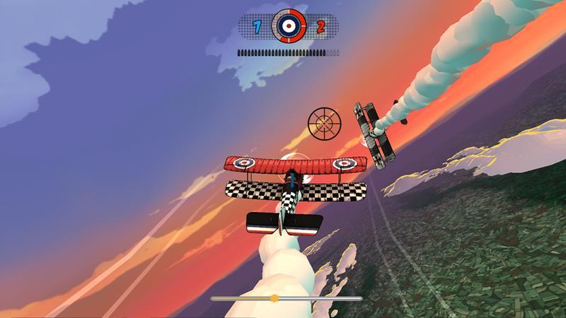 Ace-Academy-Skies-of-Fury 100 Melhores Jogos Offline Grátis para Android