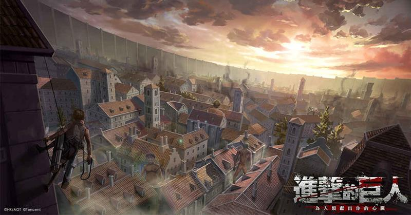 Attack-on-Titan-Dedicate-Your-Heart-attaq3-3 Tencent está desenvolvendo um Attack on Titan para Android e iOS