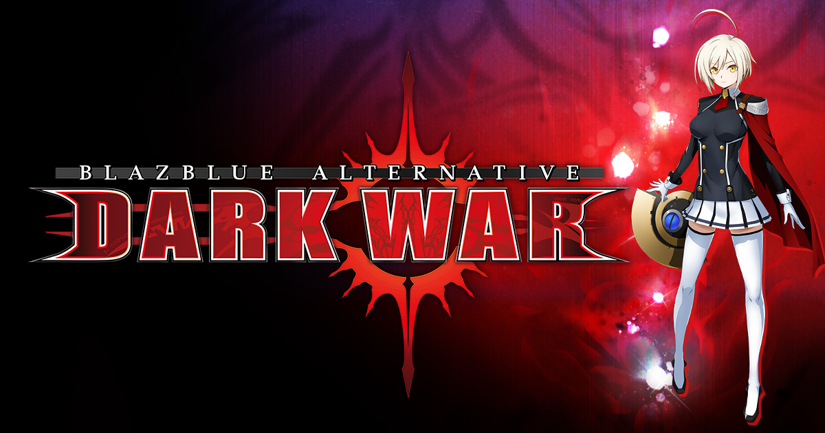 BlazBlue-Dark-War-android-iphone BlazBlue Alternative: Dark War será lançado em 2018 (no Japão)