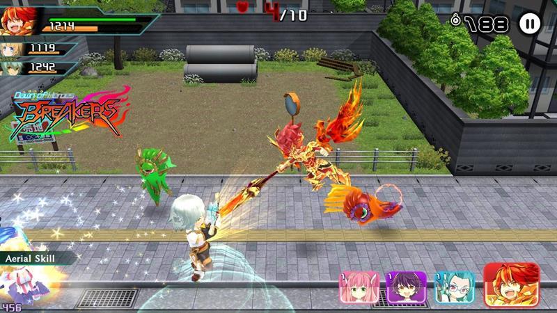Breakers-Dawn-of-Heroes Breakers: Dawn of Heroes está em teste beta no Brasil