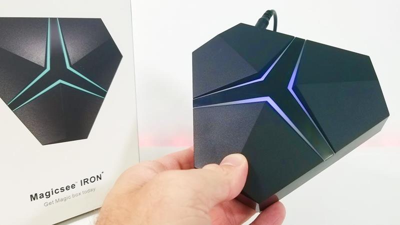 MAGICSEE-Iron-TV-Box As Melhores Android TV Box para Comprar 2018