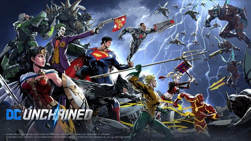 dc-unchained-android-apk DC Unchained: cancelaram o jogo para Android e iOS?