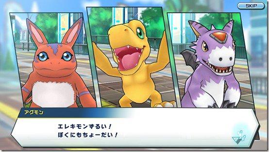 digimon-rearise-1 Primeiras imagens de Digimon ReArise (Android e iOS)