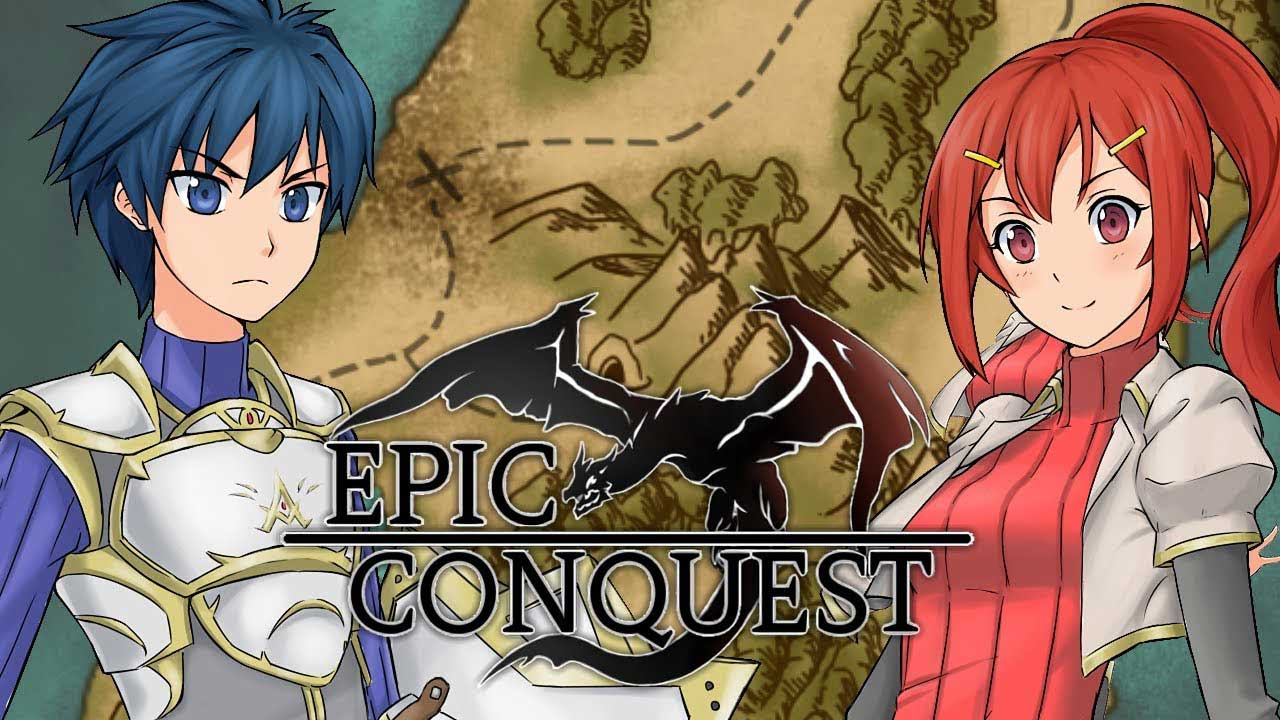 Epic Conquest: RPG com hack'n slash offline para Android