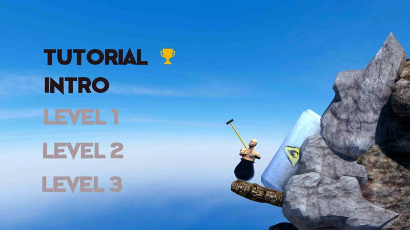 hammerman-getting-over-it-android HammerMan é a versão Android de Getting Over It