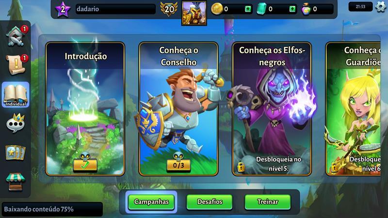 "hero-academy-2-3 Hero Academy 2 mistura tabuleiro e ""Hearthstone"" (Android e iOS)"